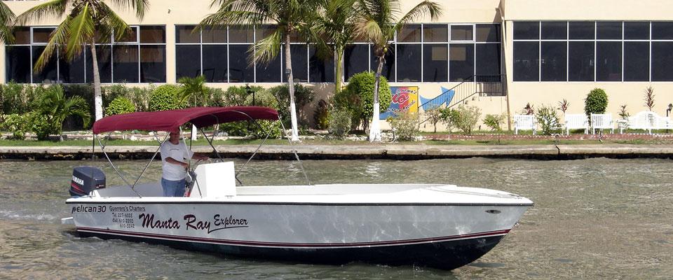 Guerrero Charters Boat